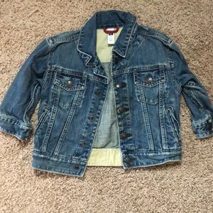Gap denim jacket- toddler 2 years